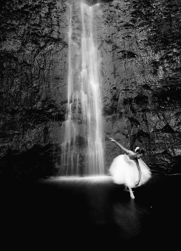 Claire - Manoa Falls