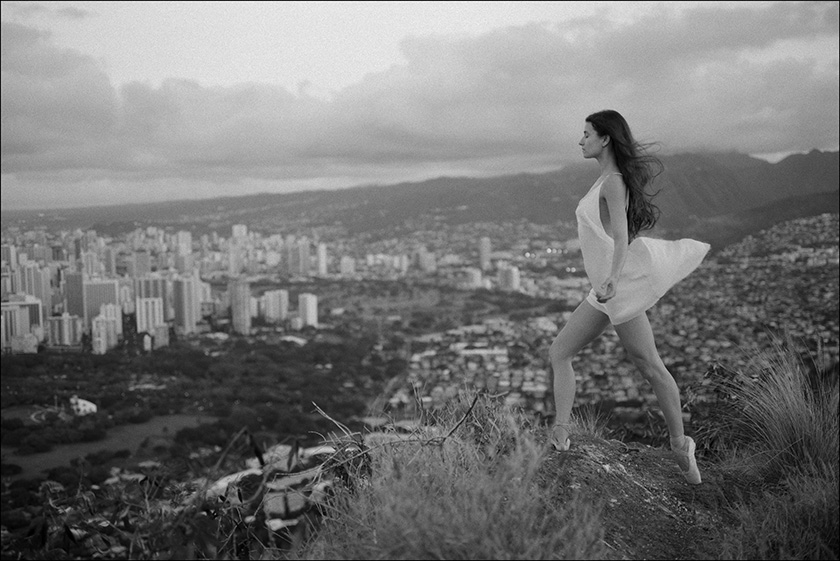 Kate - Diamond Head, Honolulu