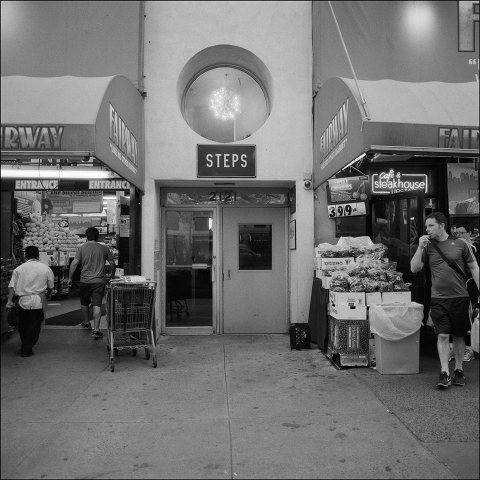 Steps on Broadway - June 2012